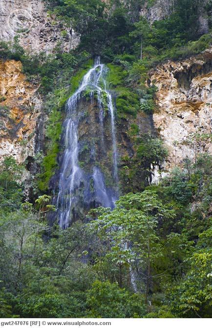 Vodopád Sumidero